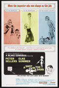 """Movie Posters:Comedy, A Shot in the Dark (United Artists, 1964). One Sheet (27"""" X 41"""").Comedy. Starring Peter Sellers, Elke Sommer, George Sander..."""
