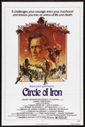 """Movie Posters:Action, Circle of Iron (Avco Embassy, 1978). One Sheet (27"""" X 41""""). Martial Arts Action. Starring David Carradine, Jeff Cooper, Chri..."""
