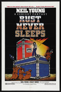 "Movie Posters:Rock and Roll, Rust Never Sleeps (A.M. Films, 1979). One Sheet (27"" X 41""). Rockand Roll. Starring Neil Young and Crazy Horse. Directed by..."