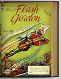 Golden Age (1938-1955):Miscellaneous, Four Color #241-252 Bound Volume (Dell, 1949)....