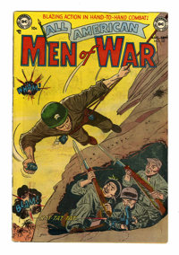 All-American Men of War 127 (#1) (DC, 1952) Condition: FN/VF