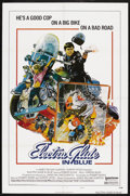 """Movie Posters:Action, Electra Glide in Blue (United Artists, 1973). One Sheet (27"""" X 41"""") Style B. Action. Starring Robert Blake, Billy Green Bush..."""