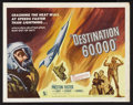 """Movie Posters:Adventure, Aviation Adventure Lot (Various, 1957). Half Sheets (2) (22"""" X 28"""")Adventure. Included in this lot are half sheets for """"Des... (Total:2 Items)"""