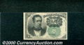 Fractional Currency: , 1874-1876, 10c Fifth Issue, Meredith, Fr-1264, CU. Nice sample ...