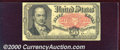 Fractional Currency: , 1874-1876, 50c Fifth Issue, Crawford, Fr-1381, Fine-VF. A nice ...
