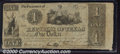 Miscellaneous:Republic of Texas Notes, 1841 $1 Republic of Texas, VF-XF. Cr-A1. A crisp note with two ...