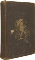 Books:First Editions, Mark Twain [Samuel L. Clemens]. A Tramp Abroad. Hartford:American Publishing Company. Chatto & Windus, London, ...