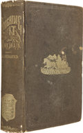 Books:First Editions, Mark Twain [Samuel L. Clemens]. Roughing It. Hartford:American Publishing Company, 1872.. ...