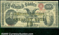 Large Size:Compound Interest Treasury Notes, 1863 $10 Compound Interest Note, Fr-190b, Dec 15, 1864, Fine-VF...
