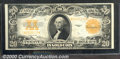 Large Size Gold Certificates:Large Size, 1922 $20 Gold Certificate, Fr-1187, Choice CU. A beautiful note...