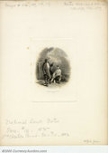 Miscellaneous:Vignettes, The vignette Franklin and Electricity which appeared on the fac...