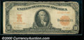 Large Size Gold Certificates:Large Size, 1907 $10 Gold Certificate, Fr-1171, VG. Low end for the grade, ...