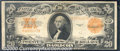 Large Size Gold Certificates:Large Size, 1922 $20 Gold Certificate, Fr-1187, VF. A crisp note with claim...
