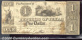 Miscellaneous:Republic of Texas Notes, 1841 $1 Republic of Texas, Austin, Cr-A1, Fine. There are two c...