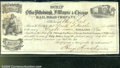 Miscellaneous:Scrip, Scrip, Pittsburgh, Ft Wayne & Chicago Rail Road Company, Pittsb...