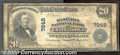 National Bank Notes:Tennessee, Hamilton National Bank of Chattanooga, TN, Charter #7848. 1902 ...