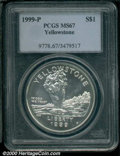 Modern Issues: , 1999-P S$1 Yellowston
