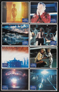 "Movie Posters:Science Fiction, Close Encounters of the Third Kind (Columbia, 1977). Lobby Card Setof 8 (11"" X 14""). Science Fiction. Starring Richard Drey... (Total:8 Items)"