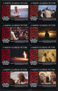 """Movie Posters:Drama, The Last Temptation of Christ (Universal, 1988). British Lobby CardSet of 8 (11"""" X 14""""). Biblical Drama. Starring Willem Da... (Total:8 Items)"""