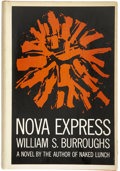 Books:First Editions, William S. Burroughs. Nova Express....