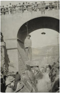 Photography:Cabinet Photos, Juan Caballero Hanged Ca 1920s - ...
