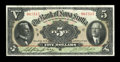 Canadian Currency: , Halifax, NS- The Bank of Nova Scotia $5 Jan. 2, 1924 Ch. #550-32-02. ...