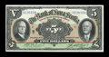 Canadian Currency: , Halifax, NS- The Bank of Nova Scotia $5 Jan. 2, 1929 Ch. #550-34-02. ...