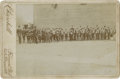 Photography:Cabinet Photos, Young Cadets, 1895 Nebraska. ...