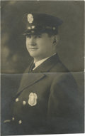 Photography:Official Photos, Unidentified Policeman. ...