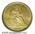 Additional Certified Coins: , 1838-O 10C NO STARS