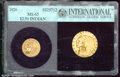 Additional Certified Coins: , 1926 $2 1/2