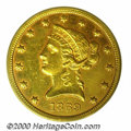 Additional Certified Coins: , 1869-S $10