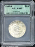Additional Certified Coins: , RHODE IS 50C 1936-S