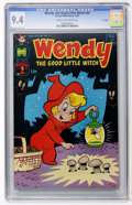 Silver Age (1956-1969):Cartoon Character, Wendy, the Good Little Witch #44 File Copy (Harvey, 1967) CGC NM 9.4 Cream to off-white pages....