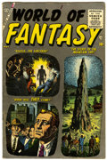 Golden Age (1938-1955):Science Fiction, World of Fantasy #1 (Atlas, 1956) Condition: VG+....