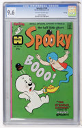 Bronze Age (1970-1979):Humor, Spooky #148 File Copy (Harvey, 1976) CGC NM+ 9.6 Off-white to whitepages....