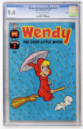 Silver Age (1956-1969):Humor, Wendy, the Good Little Witch #21 File Copy (Harvey, 1963) CGC NM 9.4 Cream to off-white pages....