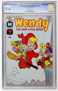 Silver Age (1956-1969):Humor, Wendy, the Good Little Witch #23 File Copy (Harvey, 1964) CGC NM 9.4 Off-white pages....