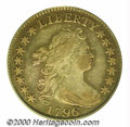 Early Dimes: , 1796 10C