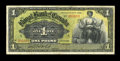 Canadian Currency: , Kingston, Jamaica- The Royal Bank of Canada 1 Pound Jan. 2, 1911Ch. # 630-52-02. ...