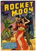 Golden Age (1938-1955):Science Fiction, Rocket to the Moon #nn (Avon, 1951) Condition: FN....