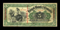 Canadian Currency: , Port of Spain, Trinidad- The Royal Bank of Canada $5 Jan. 2, 1909 Ch. # 630-64-02. ...