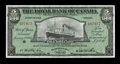 Canadian Currency: , Port of Spain, Trinidad- The Royal Bank of Canada $5 Jan. 2, 1920Ch. # 630-66-02. ...