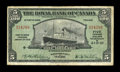 Canadian Currency: , Port of Spain, Trinidad- The Royal Bank of Canada $5 Jan. 3, 1938Ch. # 630-68-02. ...