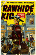 Golden Age (1938-1955):Western, Rawhide Kid #1 (Marvel, 1955) Condition: FN....