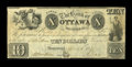 Canadian Currency: , Montreal, LC- The Bank of Ottawa $10 April 1, 1837 Ch. # 560-14-02....