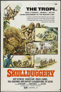 "Movie Posters:Adventure, Skullduggery (Universal, 1970). Poster (40"" X 60""). Adventure...."