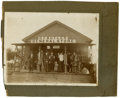 Photography:Cabinet Photos, C.F. Butler's General Store, circa 1870s -...