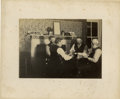 Photography:Cabinet Photos, 1880s Gamblers, ...