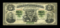 Canadian Currency: , Montreal, PQ- The Bank of Montreal $5 Jan. 2, 1888 Ch. # 505-38-02....